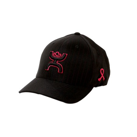 HOOey - HOOey Hat Mens Baseball Cap Tough Enough To Wear Pink Stripe  1557BPPK - Walmart.com d774f24ec13