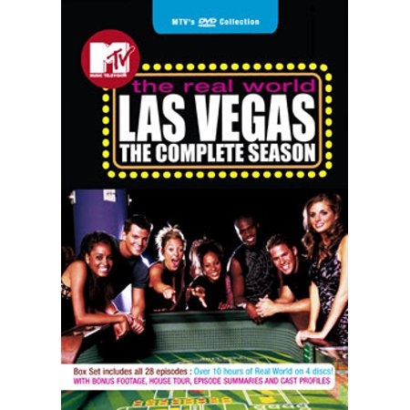 MTV's Real World: Las Vegas - The Complete Season (DVD) ()