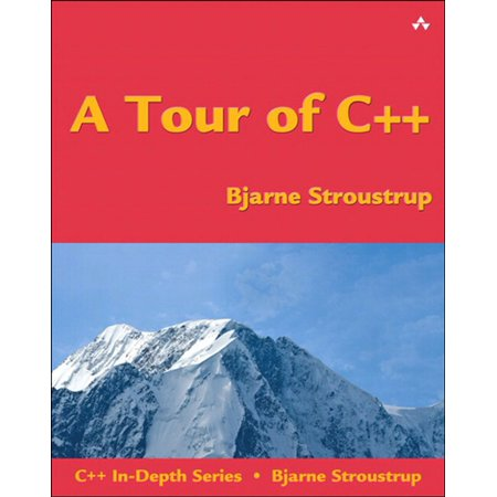A Tour of C++ - eBook (A Tour Of C C In Depth Series)