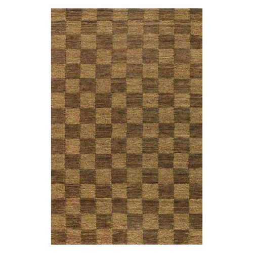 Chandra Rugs Art Gold/Yellow Area Rug