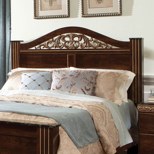 Standard Furniture Odessa Wood Headboard