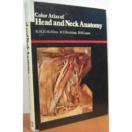 Color Atlas Of Head And Neck Anatomy By Mcminn Walmart