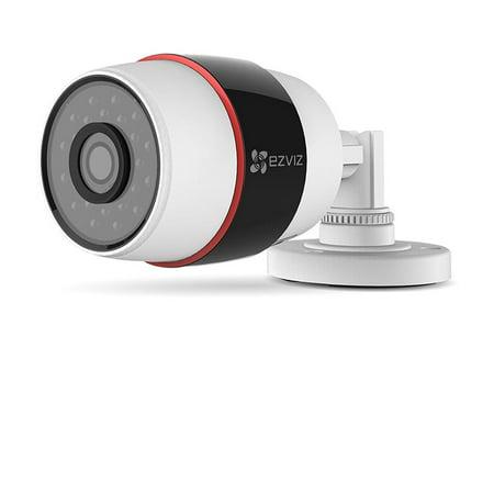 Weatherproof Color Night Vision - EZVIZ Husky Wi-Fi 1080p HD Outdoor Weatherproof Night Vision Security Camera