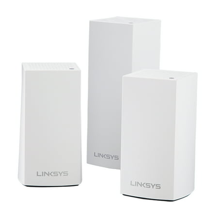 Linksys Velop VLP0203 Mesh Wi-Fi System, 3 Pack