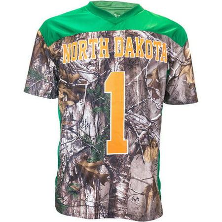 NCAA North Dakota Men's Realtree Game Day Jersey