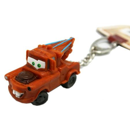 Disney Pixar's Cars Molded Mater Charm Keychain - Cool Car Keychains
