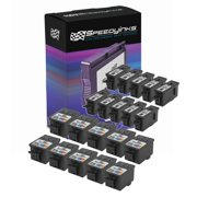 Speedy Compatible Cartridge Replacement for Kodak #30XL (10 Black, 10 Color, 20-Pack)