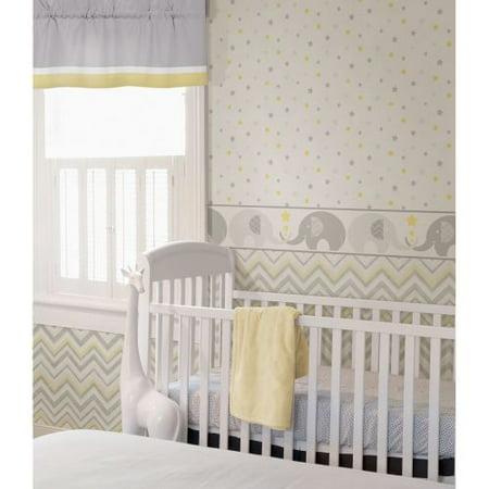 Brewster Brick Peel & Stick Wallpaper White/Gray