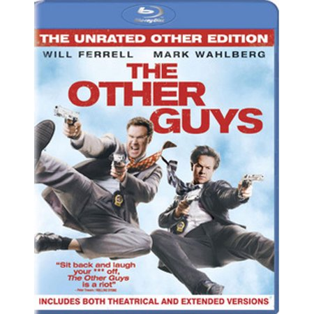 The Other Guys (Blu-ray) (Most Popular Ray Bans For Guys)