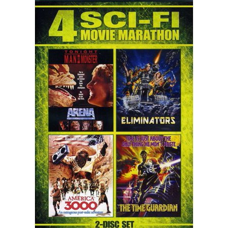 Sci-Fi Movie Marathon (DVD)