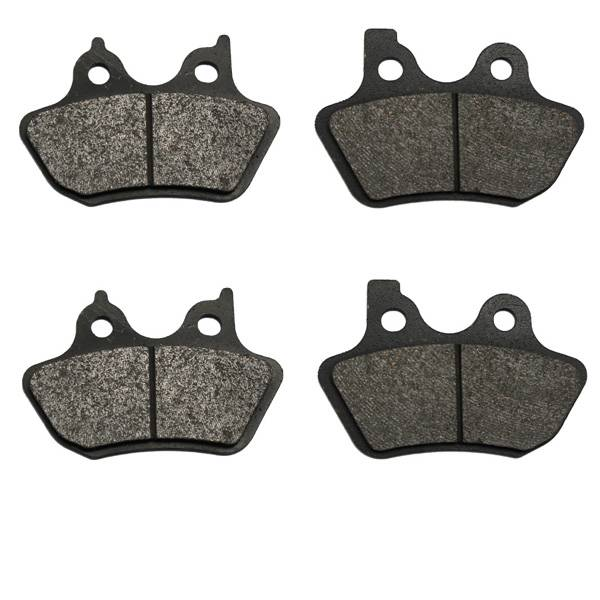 2004-2005 Harley Dyna Low Rider FXDLI Front /& Rear Brake Pads
