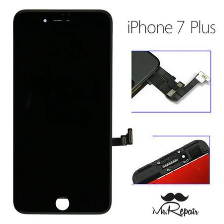 huge discount 0649f 548b0 Black Apple iphone 7 Plus 5.5