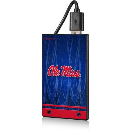 Mississippi Ole Miss Rebels 2200Mah Credit Card Power Bank