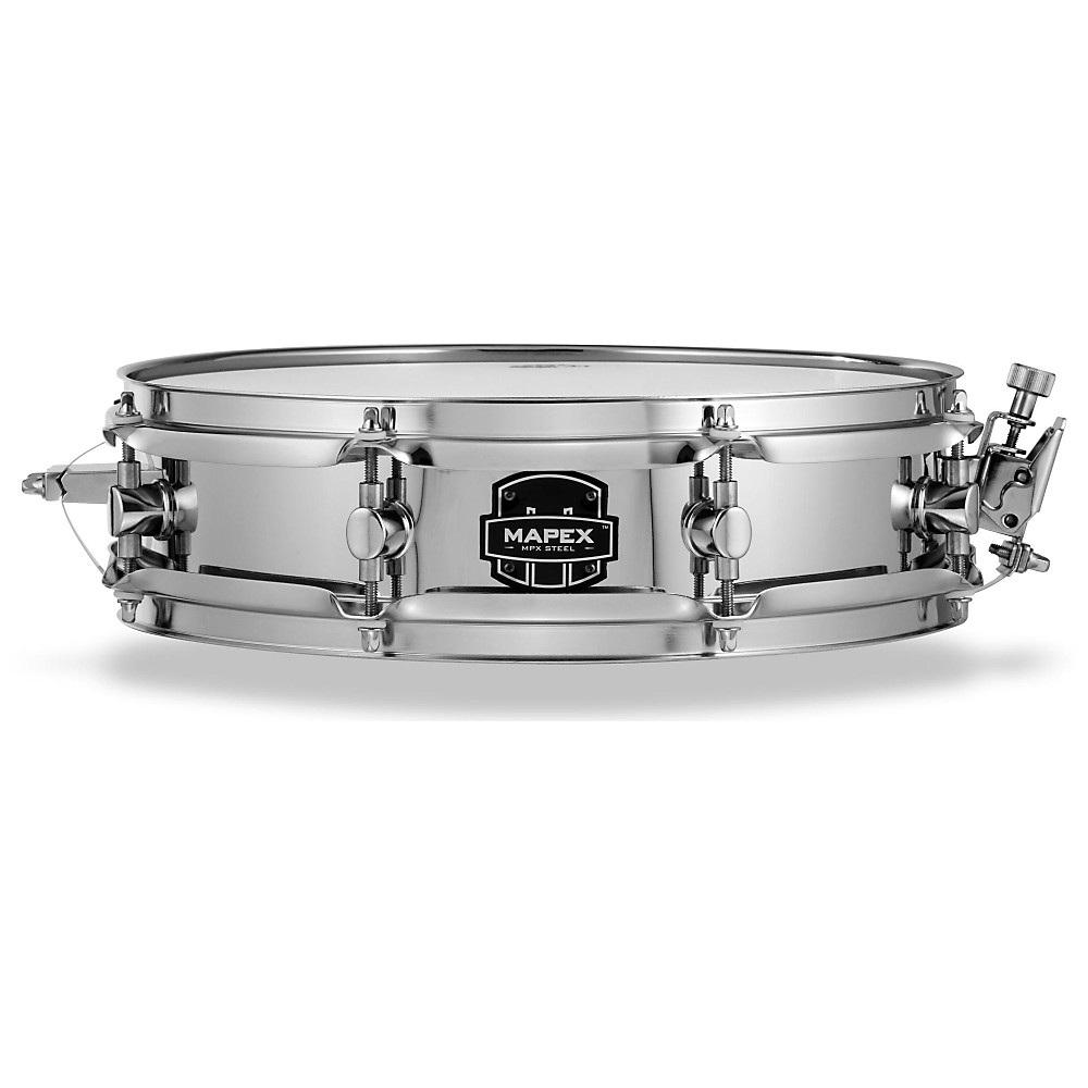 Mapex Steel Piccolo Snare Drum 13 x 3.5 in. by Mapex