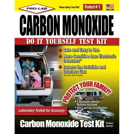 PRO-LAB Carbon Monoxide Test Kit ()
