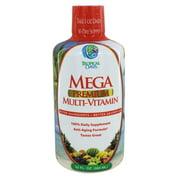 Tropical Oasis - Tropical Plus Mega Multiple Vitamin/Mineral - 32 oz.