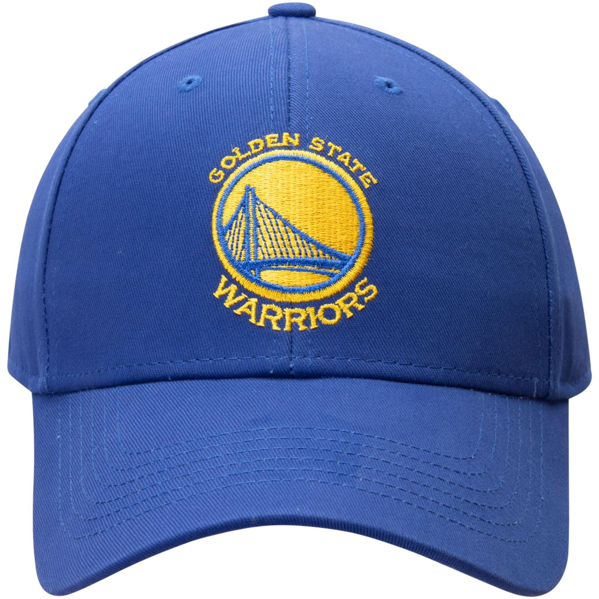 3dbf08de0559ee NBA Golden State Warriors Basic Cap/Hat - Fan Favorite - Walmart.com