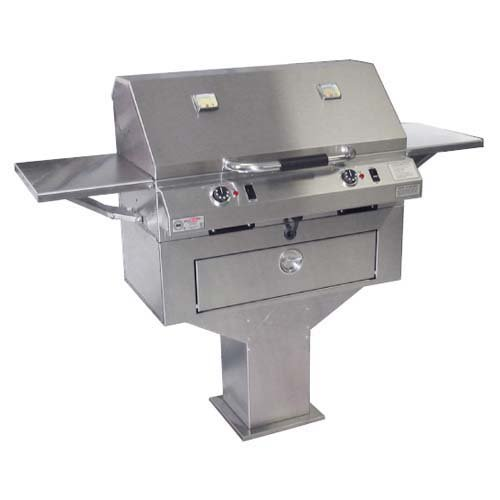 Electri-Chef Electric Grill - Dual Burner