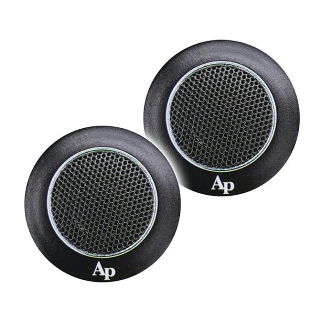 Audiopipe APHET250 0.5 in. High Frequance Tweeter - 80 watt - image 1 de 1