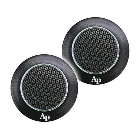 Audiopipe APHET250 0.5 in. High Frequance Tweeter - 80 watt - image 1 of 1