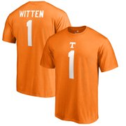 Jason Witten Tennessee Volunteers Fanatics Branded College Legends T-Shirt - Tennessee Orange