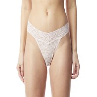 No Boundaries Allover Lace Thong
