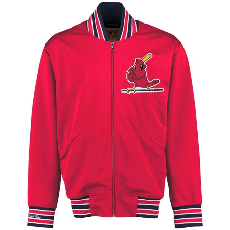 more photos dfd1d b066f St. Louis Cardinals Mitchell   Ness Cooperstown Collection Authentic ...