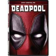 Deadpool (DVD + Digital Copy) (Widescreen)(With INSTAWATCH) by