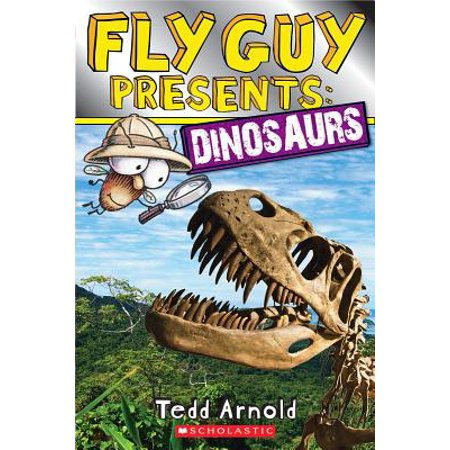 Fly Guy Presents: Dinosaurs (Paperback)](Comic Book Guy)