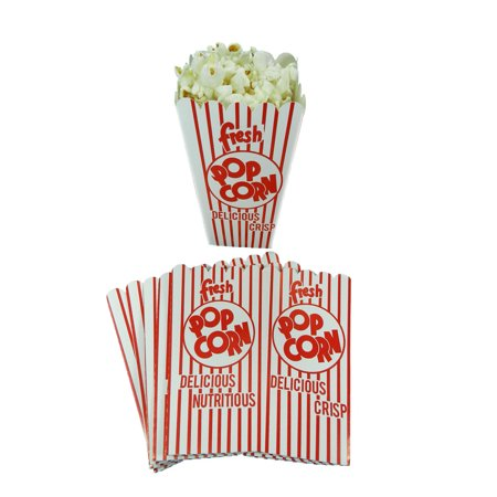 Regency Popcorn Boxes, 6 Ct - Halloween Witch Hand Popcorn