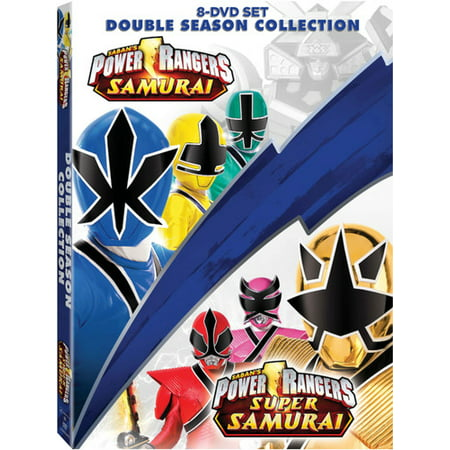 Power Rangers: Samurai & Super Samurai Collection