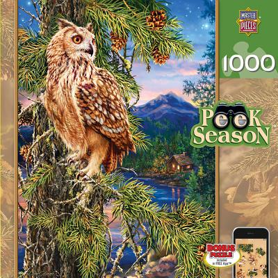 MasterPieces Night Watch 1000 Piece Puzzle