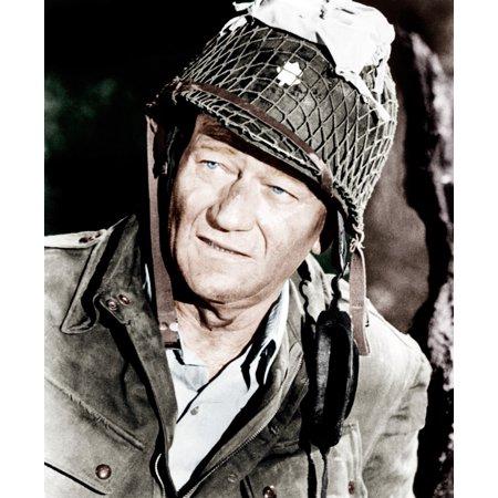 8x10 Film (The Longest Day John Wayne 1962 20Th Century-Fox Film Corporation Tm & CopyrightCourtesy Everett Collection Photo)