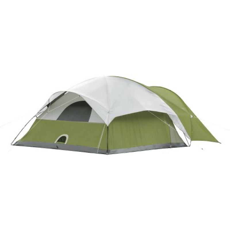 NEW COLEMAN Evanston 8 Person Outdoor Family Camping Tent...