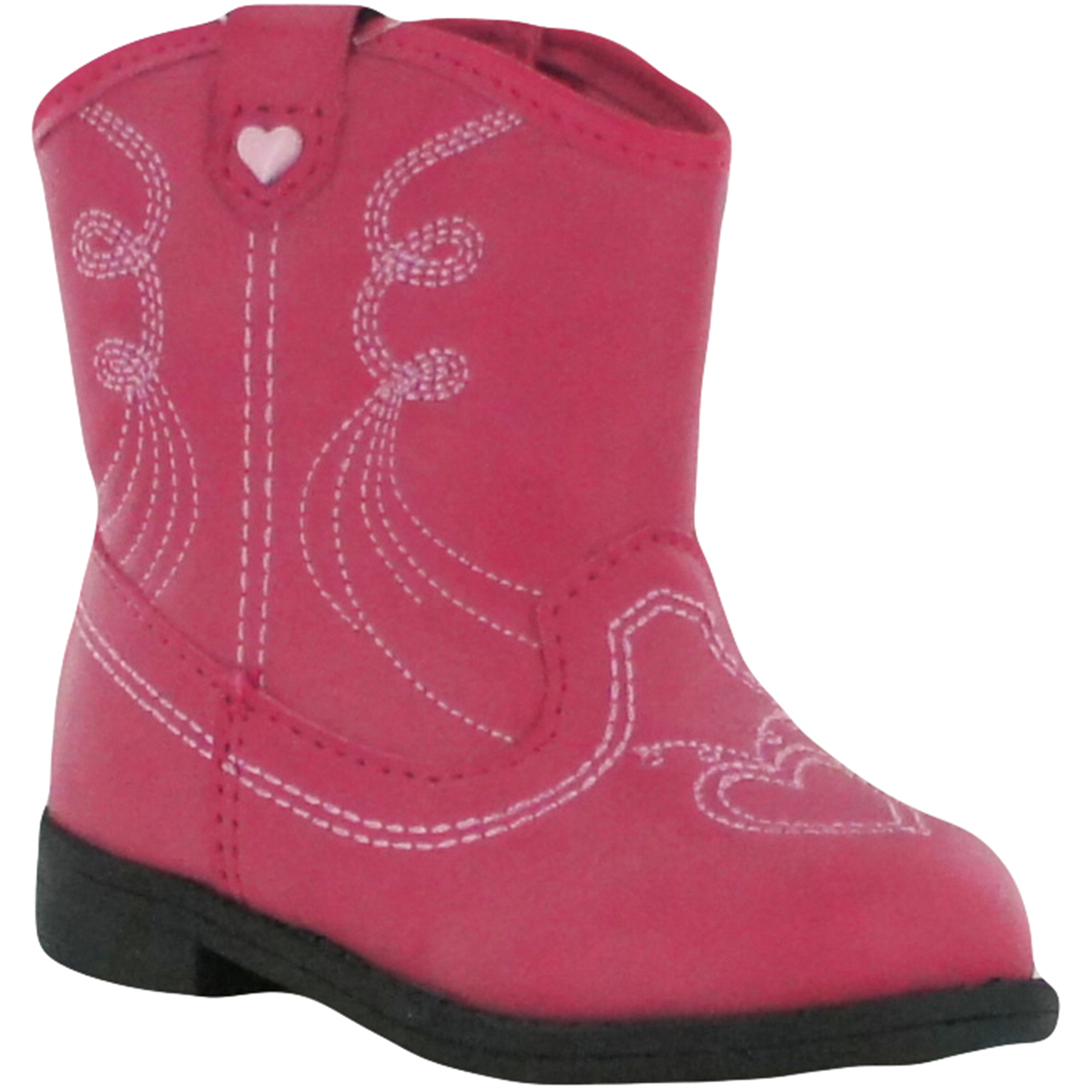 Pink Cowgirl Boots For Girls