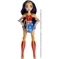 DC Super Hero Girls Teen to Super Life Wonder Woman Doll