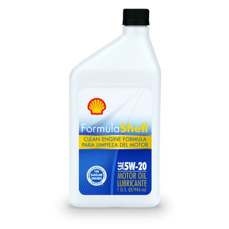 Formula Shell 5W-20 GF5 Conventional Motor Oil ,1