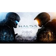 Halo 5 Guardians Edible Image Photo Birthday Party Event 1 4 Quarter Sheet Cake Topper