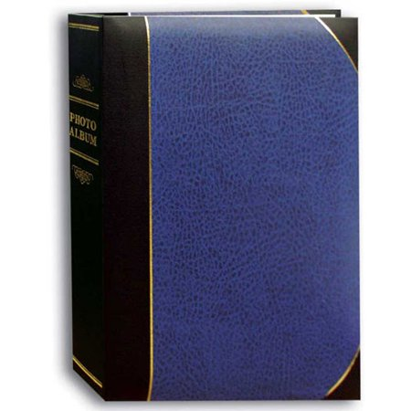 Le Memo Album - Pioneer Photo Albums Ledger Le Memo Album (Navy Blue)