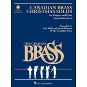 The Canadian Brass Christmas Solos: Includes Online Audio Backing Tracks