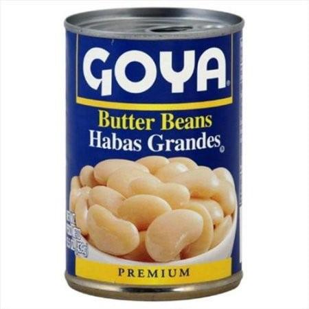 Goya Butter Beans, 15.5 Oz by Goya