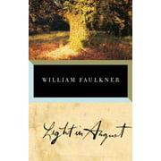 Light in August - eBook