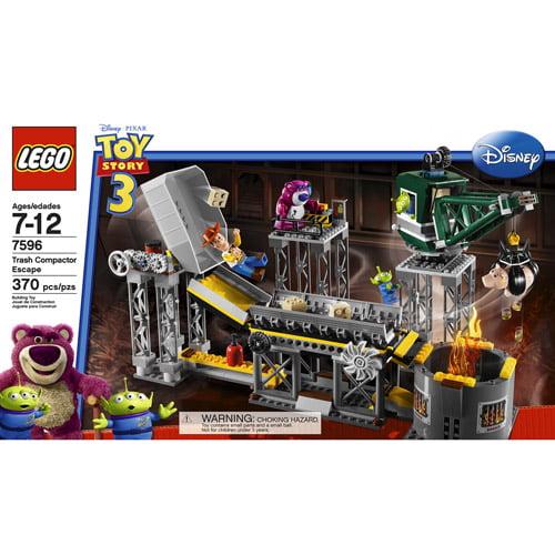 Lego: Toy Story 3 Alien Trash Compactor by LEGO Media International