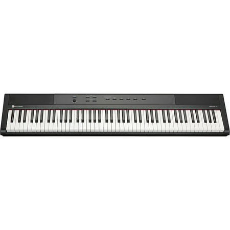 Williams Legato III 88-Key Digital Piano, Black (Best 88 Key Midi Keyboard)