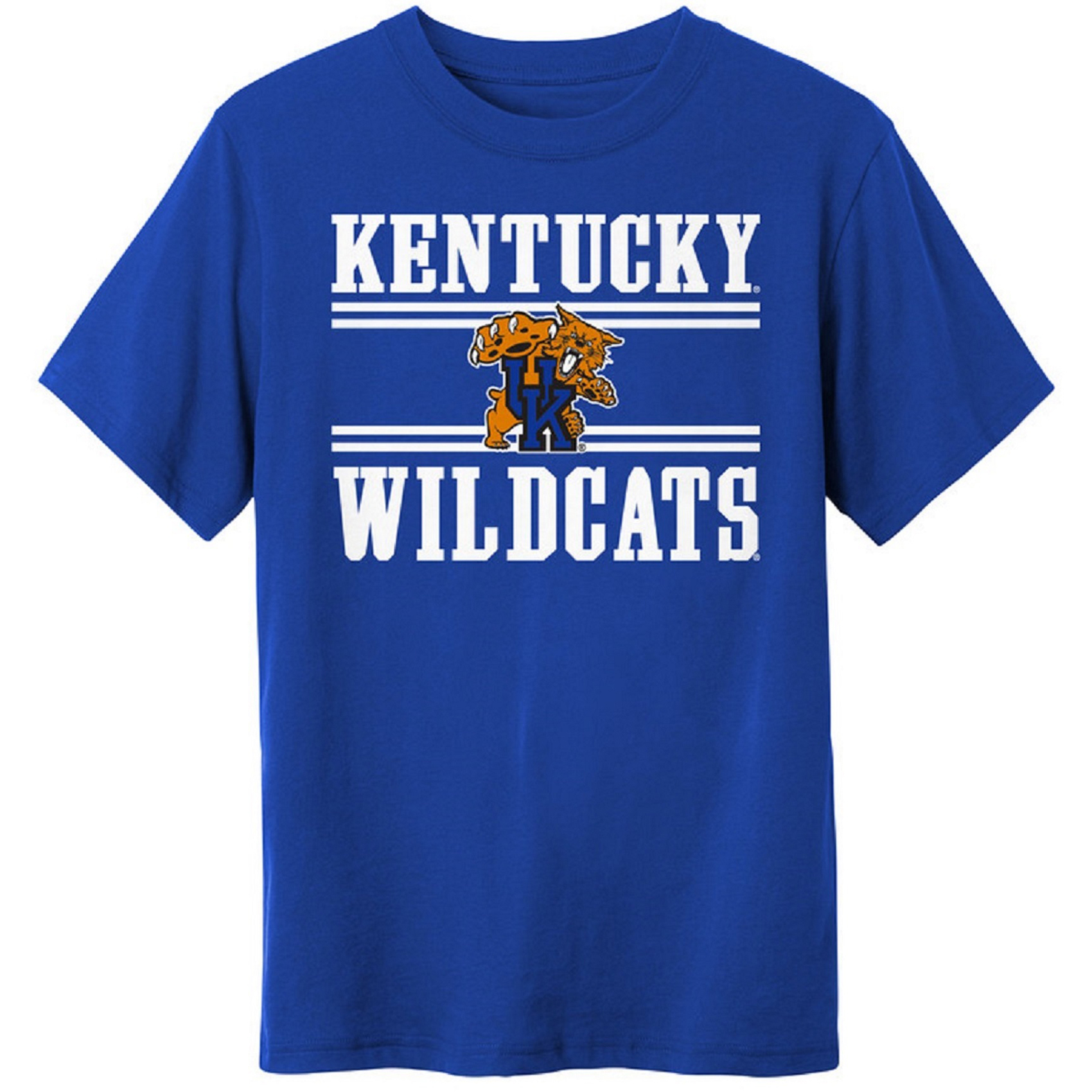Youth Royal Kentucky Wildcats Team Color T-Shirt