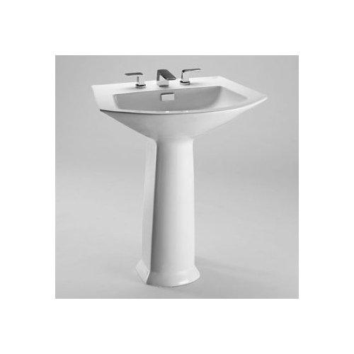 Toto Soiree 25.125'' Pedestal Bathroom Sink