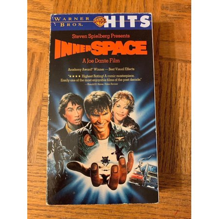 Inner Space Vhs - Space Vbs