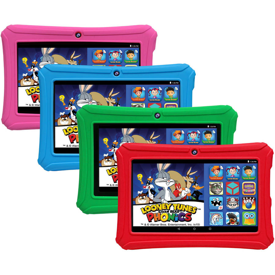 "EPIK Learning Tab 7"" Kids Tablet 16GB Intel Atom Processor Preloaded with Learning Apps & Games"