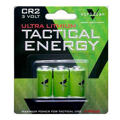 Viridian CR2 LiBatt 3pk