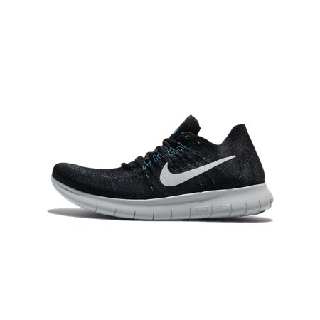 Nike Roshe Run Flyknit Black Mens knom.co.uk